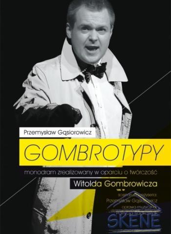 Gombrotypy - Przemysław Gąsiorowicz